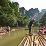 Khao Sok Discovery Tour - Bamboo Rafting