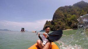 Phang Nga Bay Kanu Tagestour