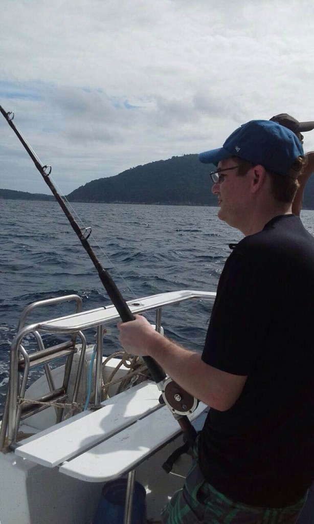 Phuket Game Fishing Charter - Waiting...