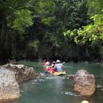 Kanuausflug in die Phang Nga Bay
