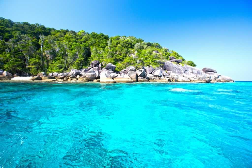 Similan Islands No.9