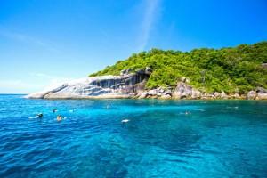 Schnorcheln Similan Islands