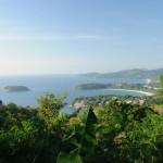 A visit at Kata Noi View Point with Phuket Sightseeing Tours