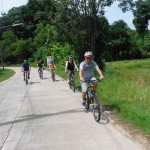 Roads in Koh Yao Noi