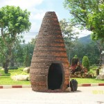 Firecracker house at Wat Chalong Phuket