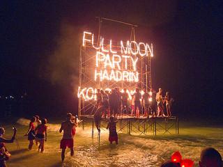 Full Moon Party Koh Phangan