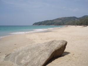 Nai Thon Beach – Phuket´s Strände