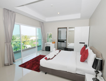 Penthouse at Am Surin Place
