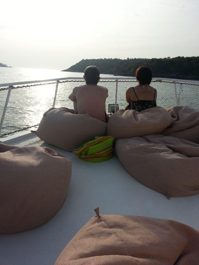Enjoy the Sunset in Phuket