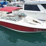 Cherry Pie at Ao Por Marina - Phuket Boat Charters
