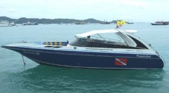 Prapaht Sea Adventure - Speed Boat Tours to Raya Island