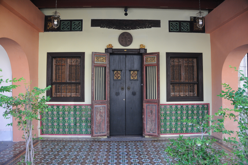 House on Thalang Road, Phuket Old Town