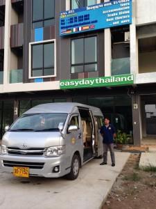 Easy Day Thailand VIP Minibus