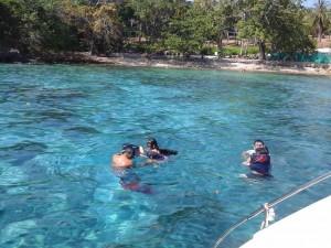 Racha Yai - Snorkeling al mattino presto