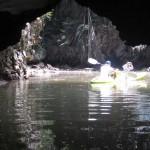 Krabi Tours - Kayaking in caves