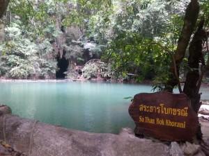 Krabi Tours - Than Bok Korani Waterfall