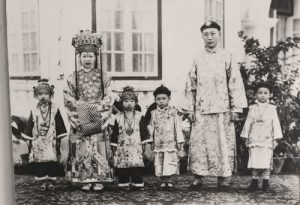 Chinpracha Family Picture