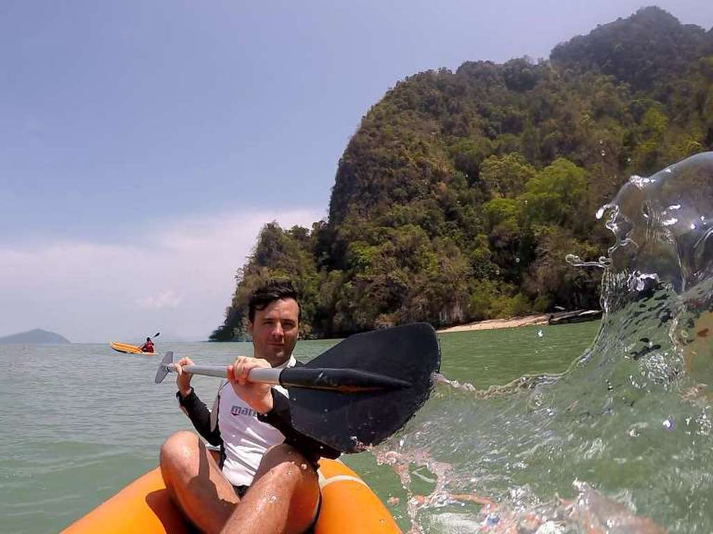 Cheap Tour from Phuket to Phang Nga bay & James Bond Island