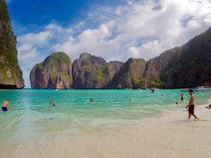 Sonnenaufgang Phi Phi Island