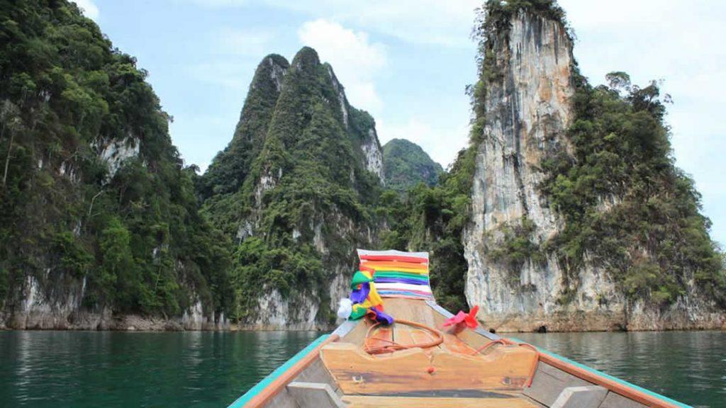 Khao Sok - Transfers via Longtail boat