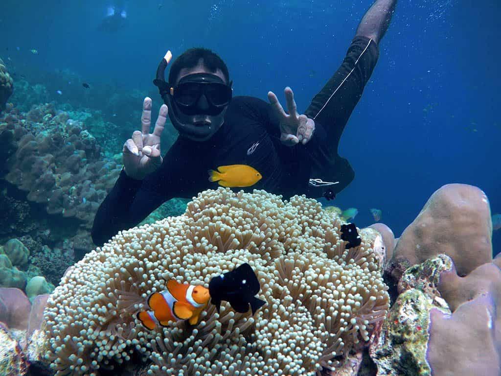 Surin Islands Snorkeling