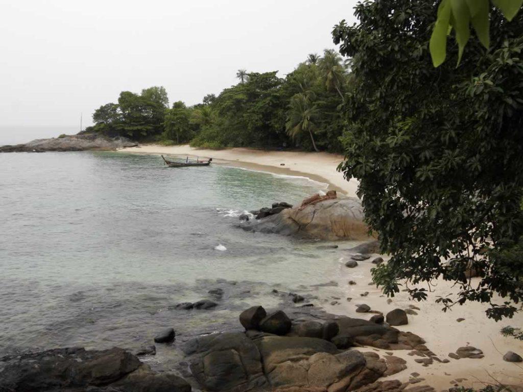 Koh Kaew Yai beach - Phuket Island Hopping