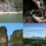 Hong Island Tour into Phang Nga Bay