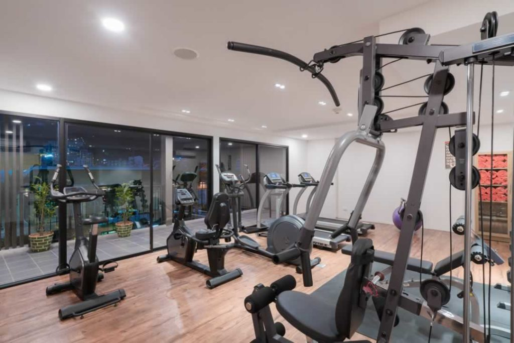 Gym - New Square Patong Hotel