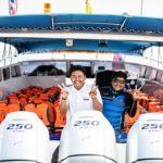Racha Island Tour Boat Crew