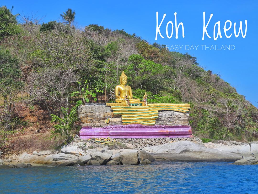 Koh Kaew Island Buddha Statue