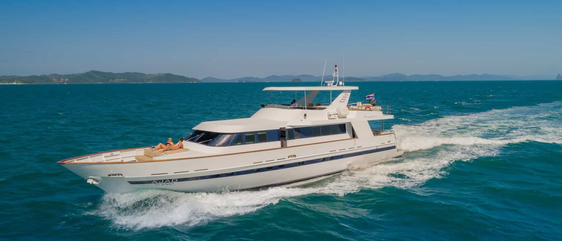 Ajao - Phuket yacht Charter