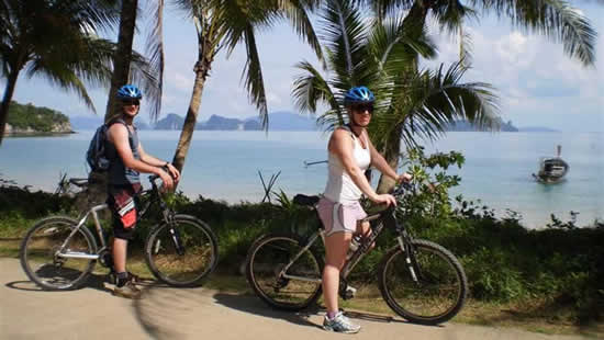 Phuket Bike Tour at Koh Yao Noi